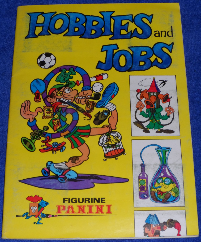 Hobbies and Jobs 01