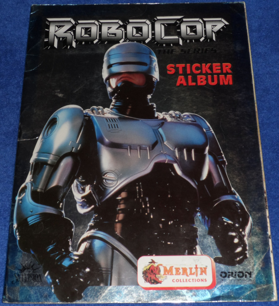 Robocop The Series 01