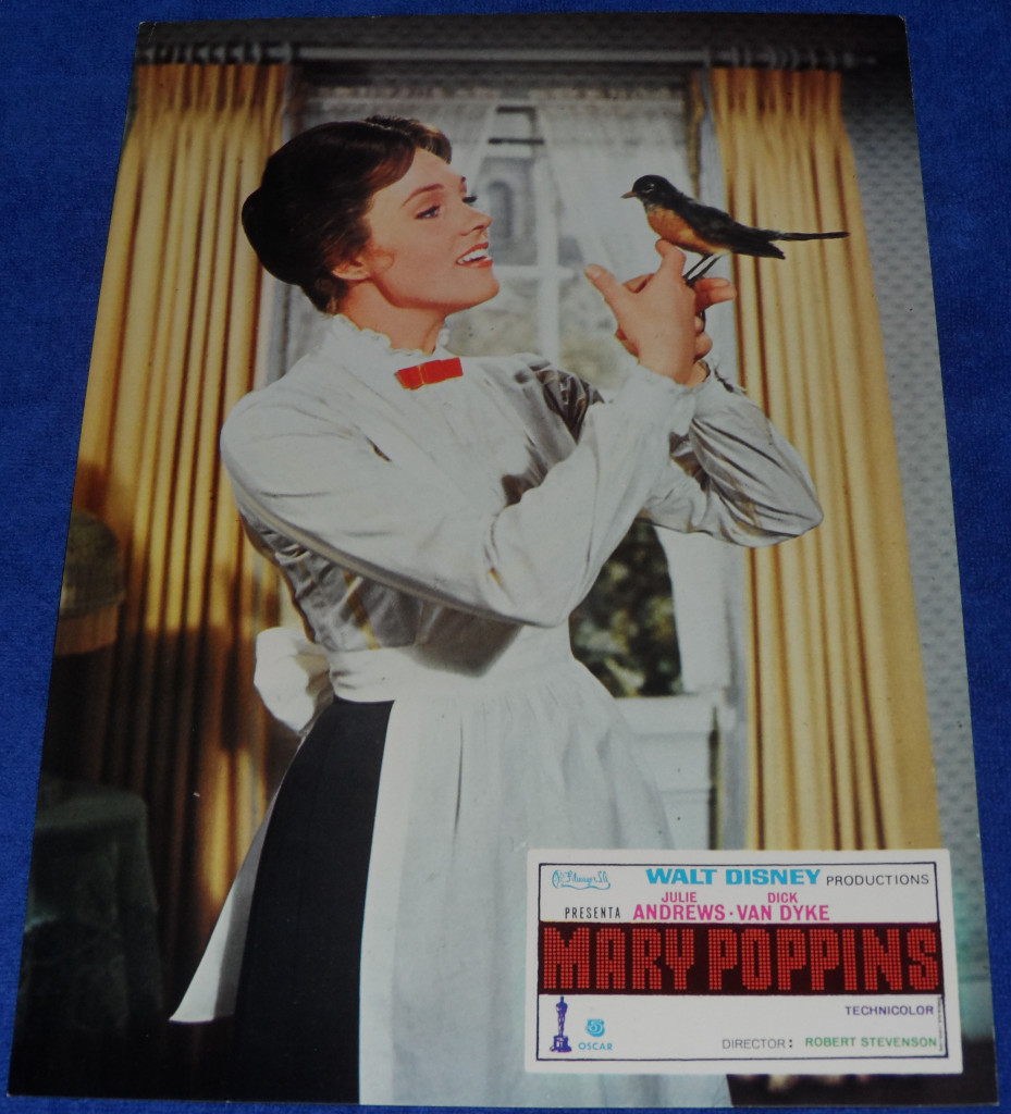 Mary Poppins Afiches 01