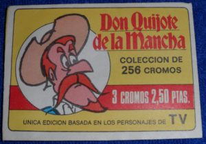 Don Quijote sobre
