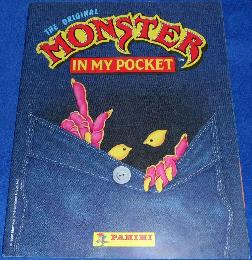 Monster in My Pocket 01